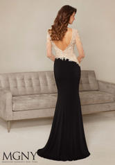 71310 Black/Nude back