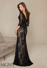71313 Black/Nude back