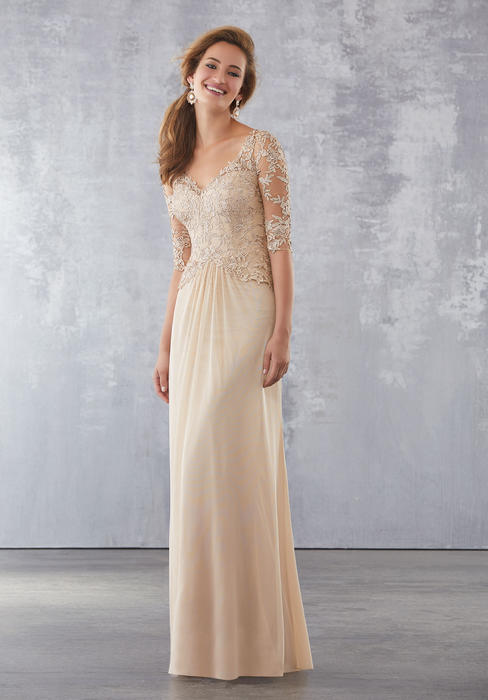 MGNY for Morilee - Mother of the Bride/Groom Gown