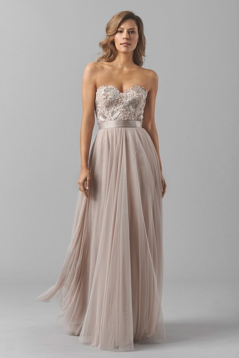 Watters Bridesmaids 6317I-BRESCIA Watters Bridesmaids Wedding Gowns ...