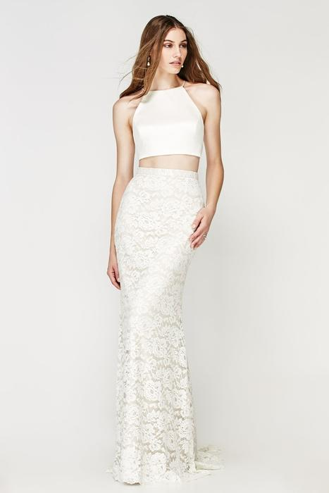Wollowby Bridal Style - Moravia Crop Top