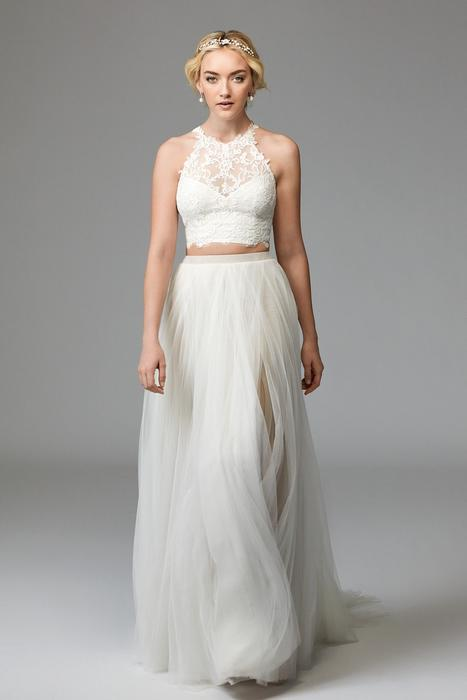 Wollowby Bridal Style - Annalise Skirt