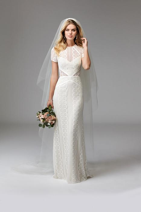 Wtoo Bridal Style - Lenora (Beaded)