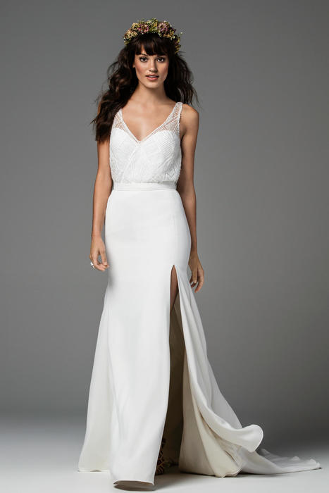 Wollowby Bridal Style - Nikkie Skirt